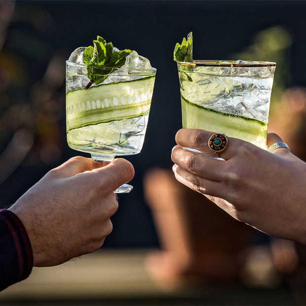 Ceder's Crisp is een Zuid-Afrikaanse alcoholvrije gin gemaakt van cederhout