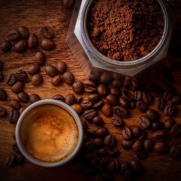 Het koffiegebruik onder Nederlanders