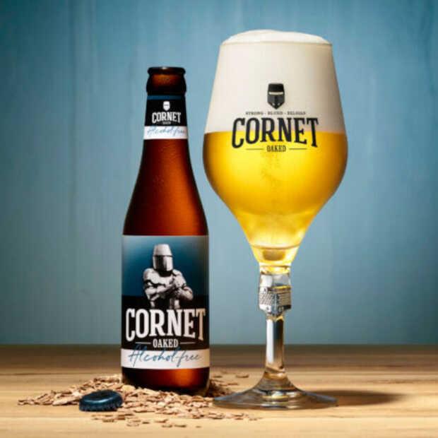 Brouwerij De Hoorn introduceert eerste alcoholvrij bier: Cornet Alcohol-free