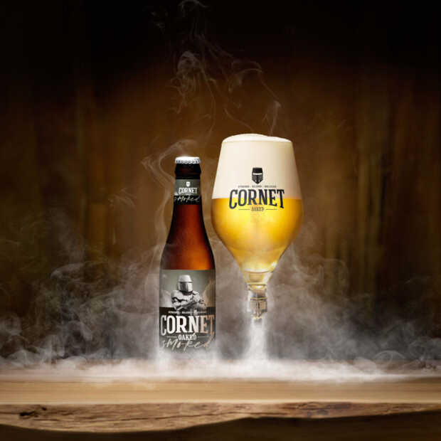 Brouwerij De Hoorn introduceert limited edition Cornet Smoked