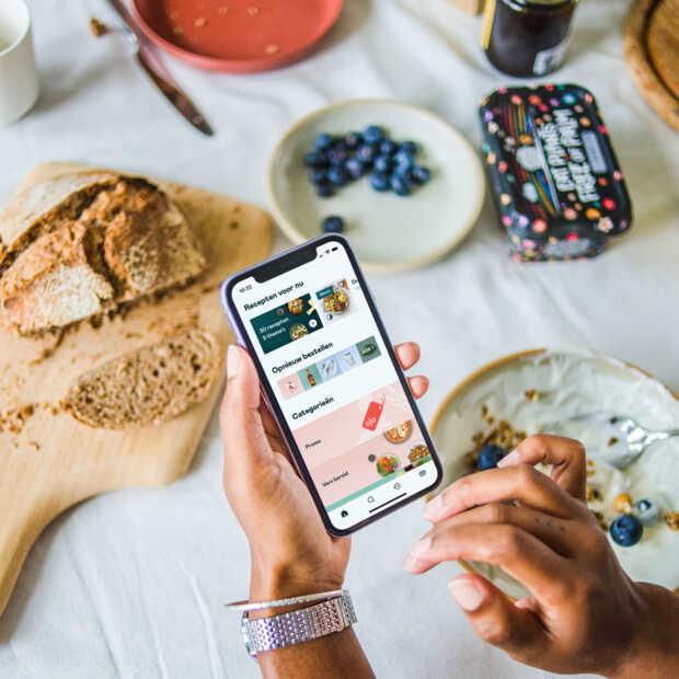 Online supermarkt Crisp haalt 30 miljoen euro aan investeringen op