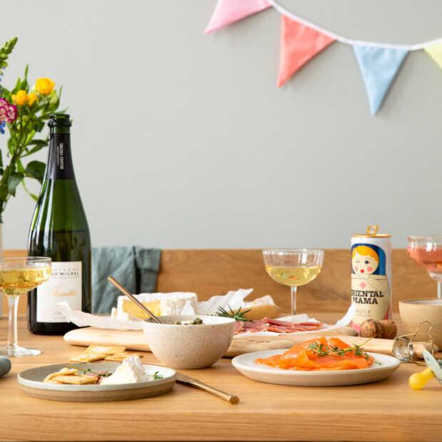 Supermarkt-app Crisp vult kraampakket met alles wat 9 maanden niet mocht