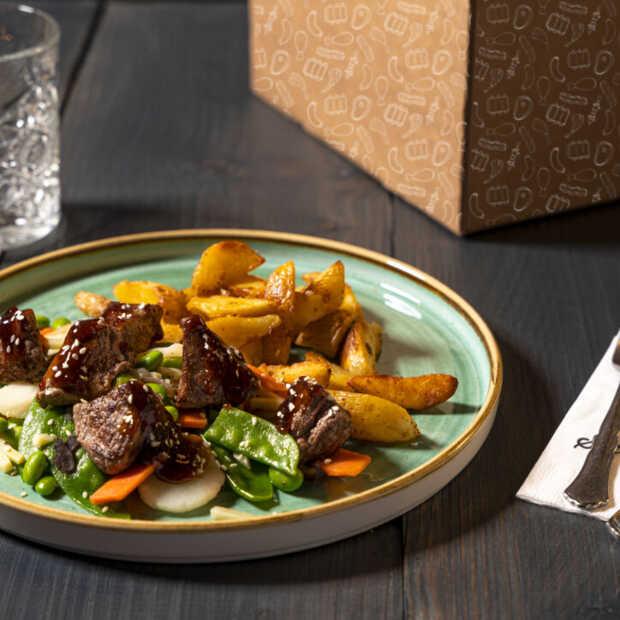 De Dinerbox van De Beren brengt gemak en een smakelijke avond