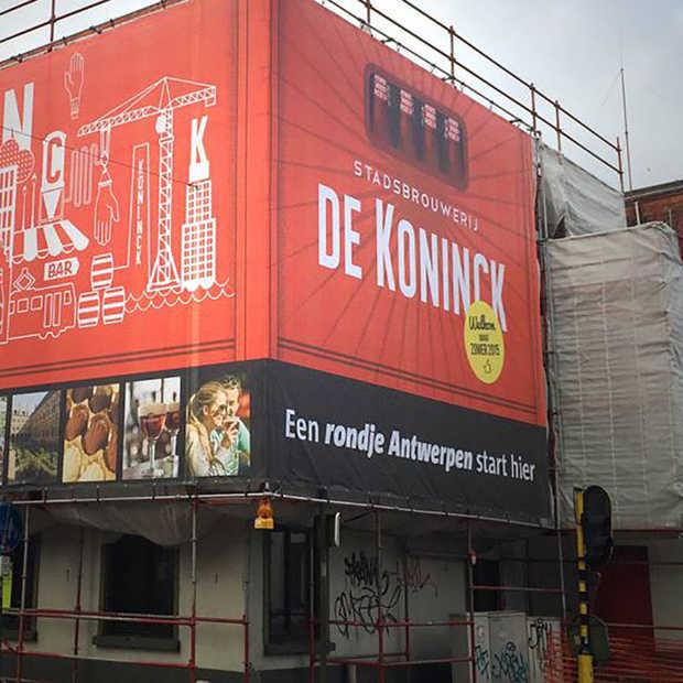 Antwerps bier De Koninck wordt Bolleke
