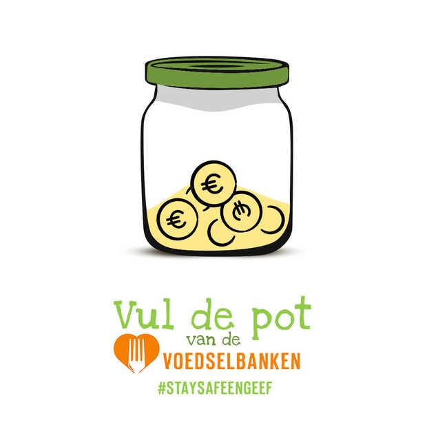 Hak zet zich in voor de voedselbanken in Nederland