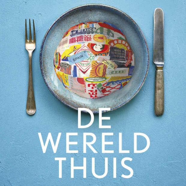 Op culinaire wereldreis met kookboek De Wereld Thuis