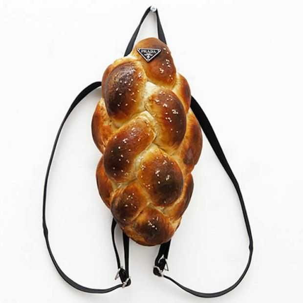 Deze designertassen zijn gemaakt van croissants en bagels!