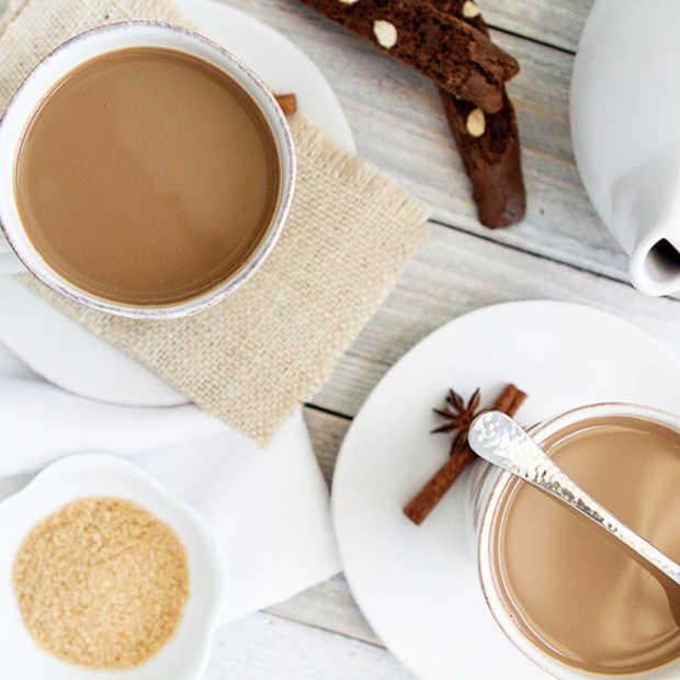 De nieuwe theerevolutie: het mengen van koffie en thee
