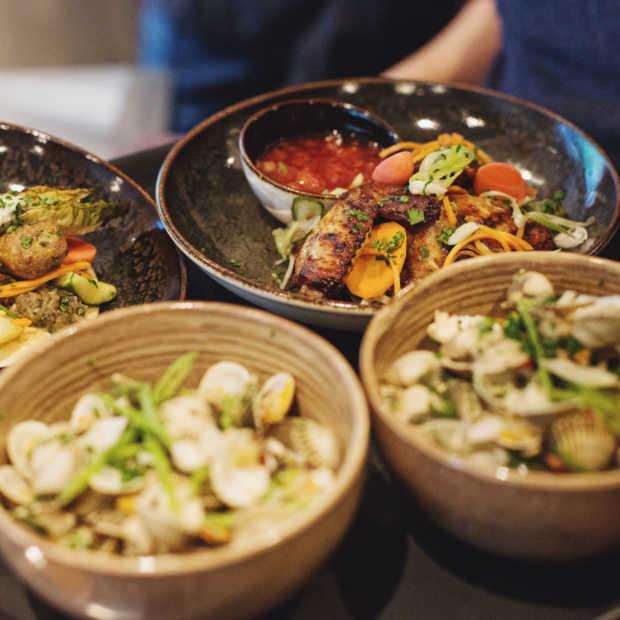 DoDo café: allerlei verschillende (eet)culturen onder een dak
