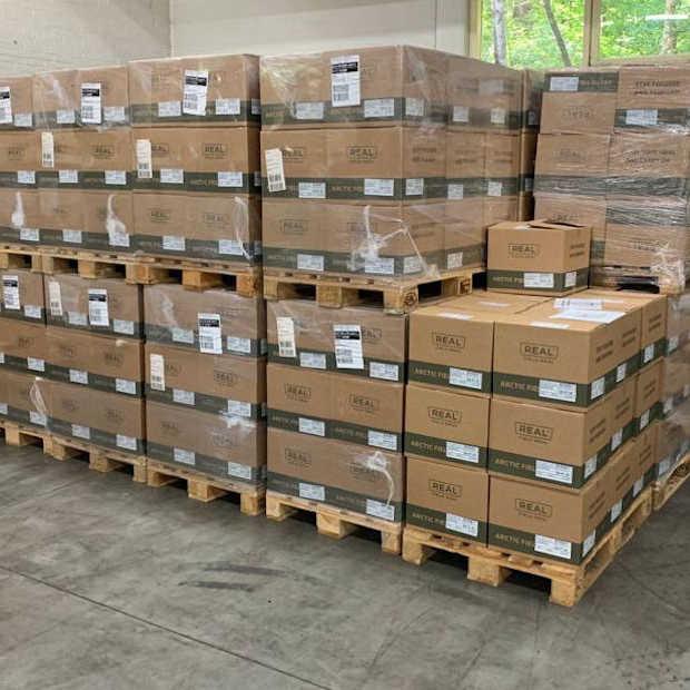 Defensie geeft 100.000 kilo voedsel aan Leger des Heils
