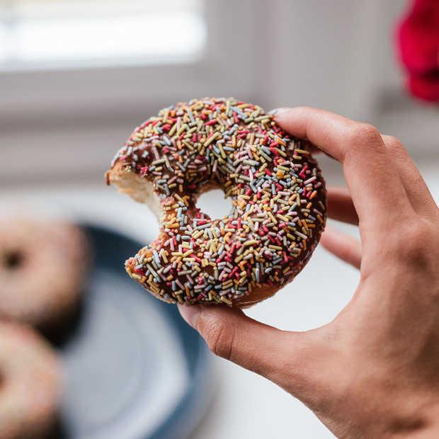 Dunkin' Donuts nu ook te bestellen via Thuisbezorgd