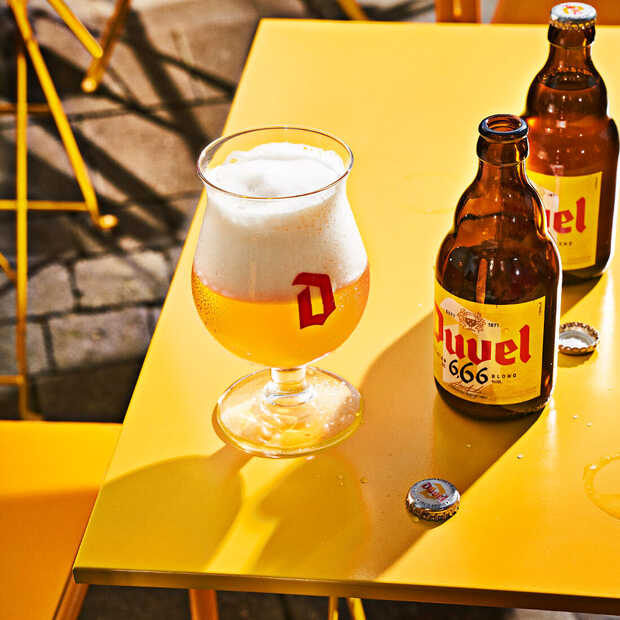 Duvel introduceert blond speciaalbier Duvel 6,66% in Nederland