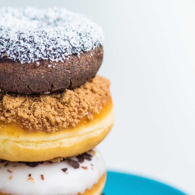 Eatly proeft: de donuts van Dunkin'
