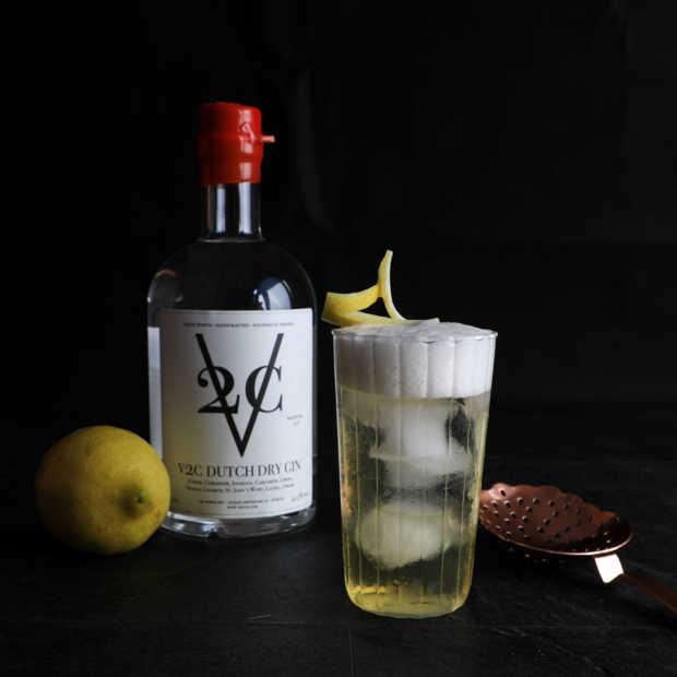 Eatly proeft: de Classic Dutch Dry Gin van V2C Gin