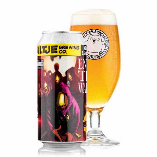 Bierbrouwerij Uiltje brengt bier uit als ode aan hiphopalbum 'Enter The Wu-Tang'