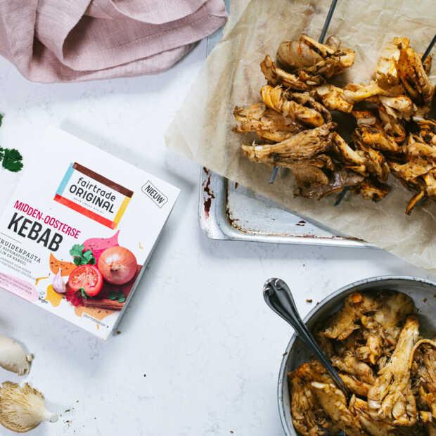 Fairtrade Original voegt kruidenpasta voor kebab toe aan Arabische productlijn