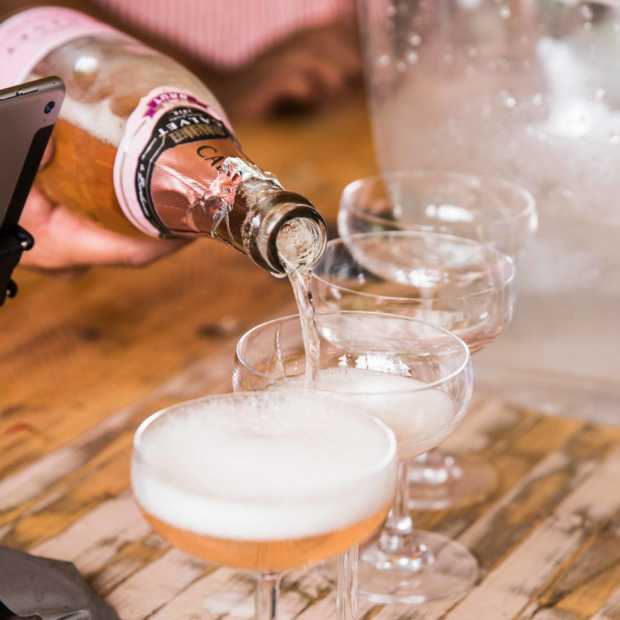 Eatly tipt: Fête du Champagne van 29 nov t/m 1 dec