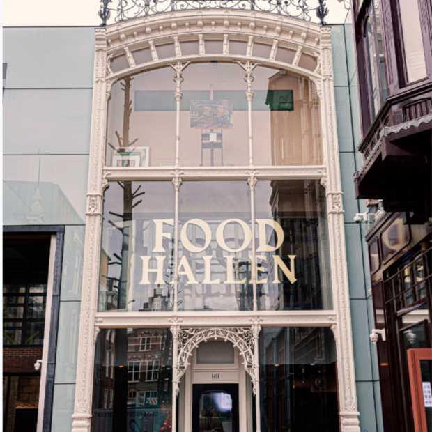 Foodhallen Den Haag geopend in de Haagsche Bluf