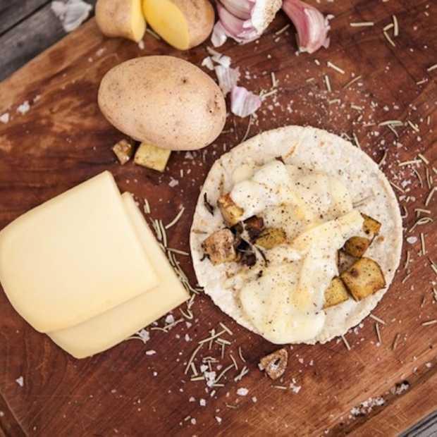 Flatev: makkelijk tortilla's maken met cupjes