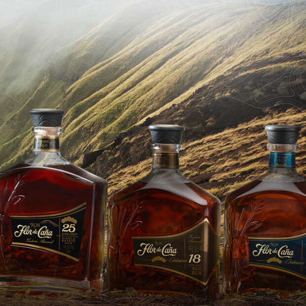 Flor de Caña is al vijf generaties lang een van de bekendste rums ter wereld