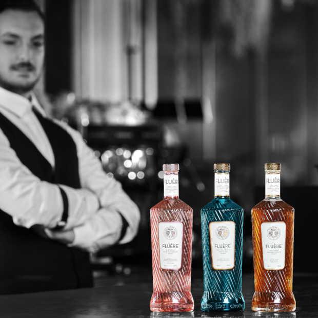 Twee nieuwe alcoholvrije spirits van Fluère