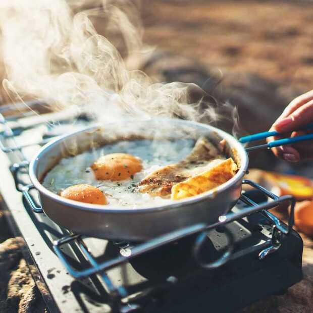 Deze outdoor voeding heb je nodig bij trekking