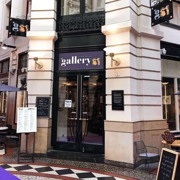 Eatly proeft: de lunchkaart van Gallery61 in Den Haag