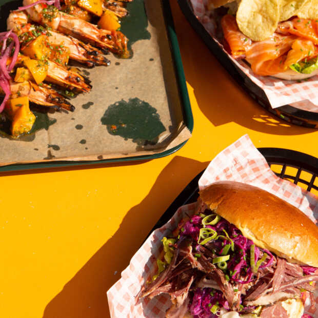 Maaskantine is met buitenrestaurant en stadsstrand klaar voor de zomer