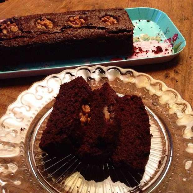 Heerlijke én gezonde chocoladecake zonder suiker