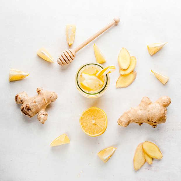Zelf gezonde ginger ale maken: zo doe je dat