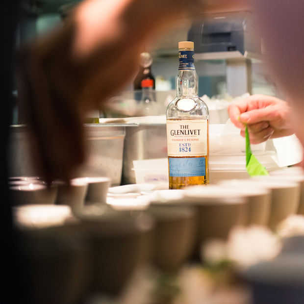 Whisky & food pairing op het hoogste niveau!