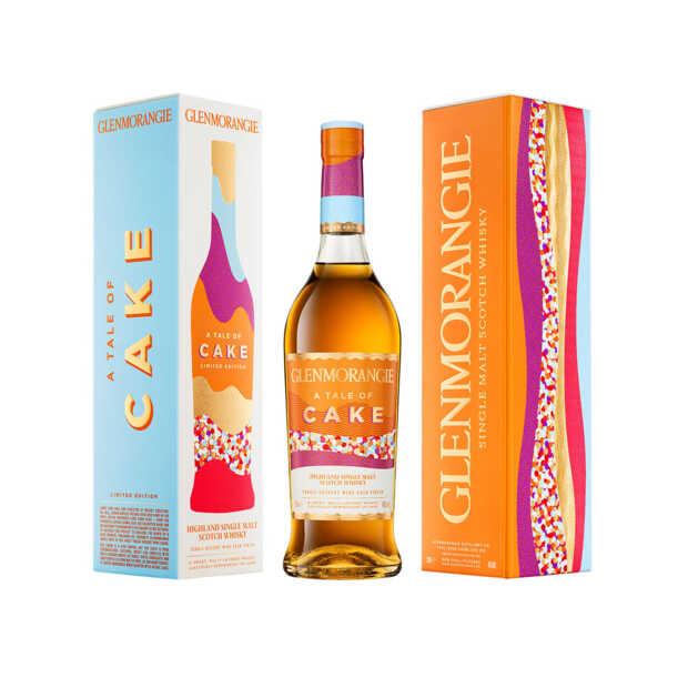 Glenmorangie heeft de vreugde van cake in whisky weten te vangen