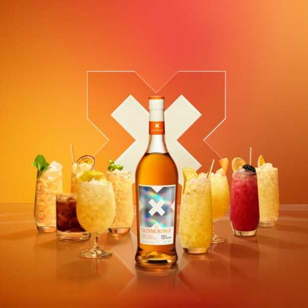 Glenmorangie brengt single malt whisky X op markt om mee te mixen
