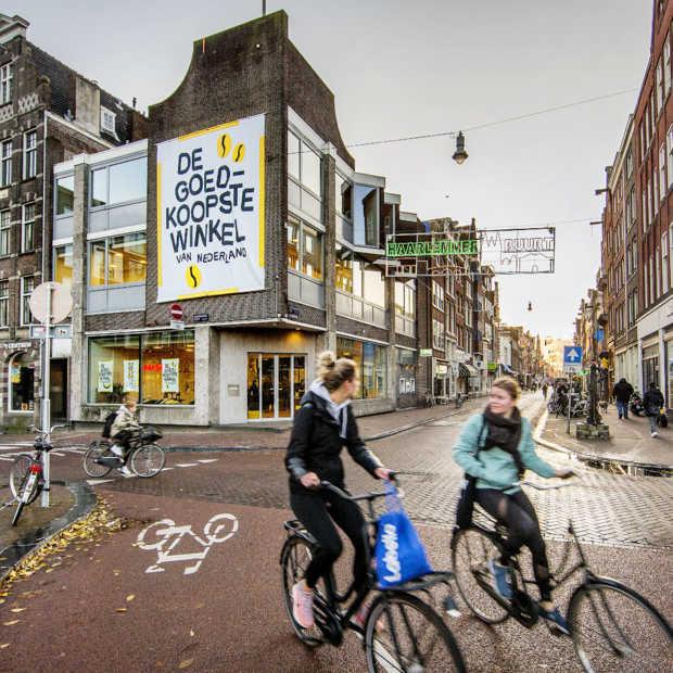 Solidaridad opent vandaag tijdelijk de Goedkoopste Winkel van Nederland