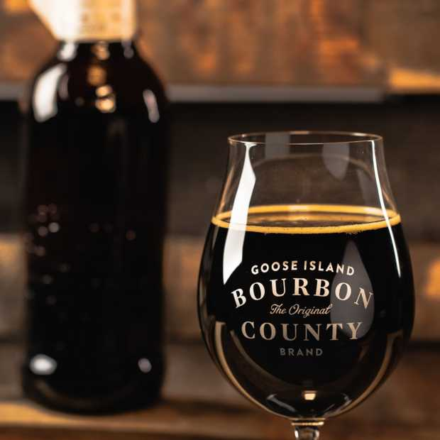 Goose Island lanceert Bourbon County Stout 2019 op Black Friday