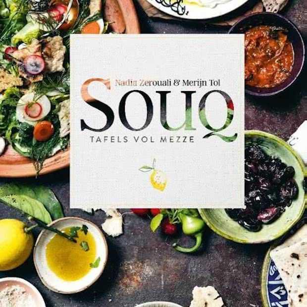 Het boek SOUQ: winnaar van het gouden kookboek 2017
