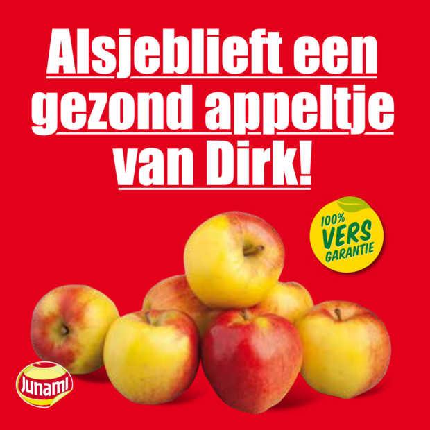 Supermarktketen deelt gratis appel uit aan basisschoolscholieren