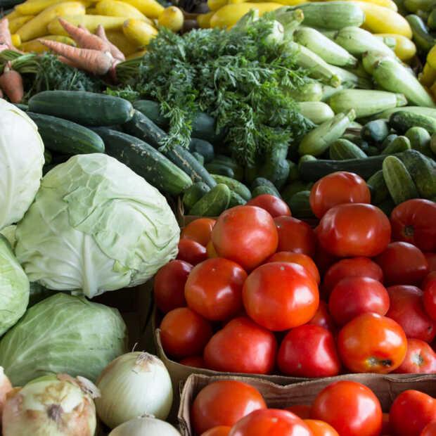 Meer dan 1 miljoen kilo groenten en fruit naar voedselbanken