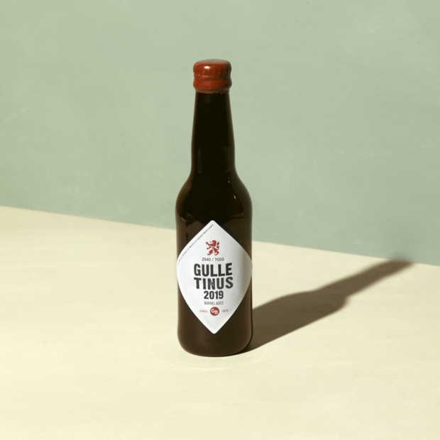 Gulpener brengt barrel aged bier Gulle Tinus (2019) op de markt