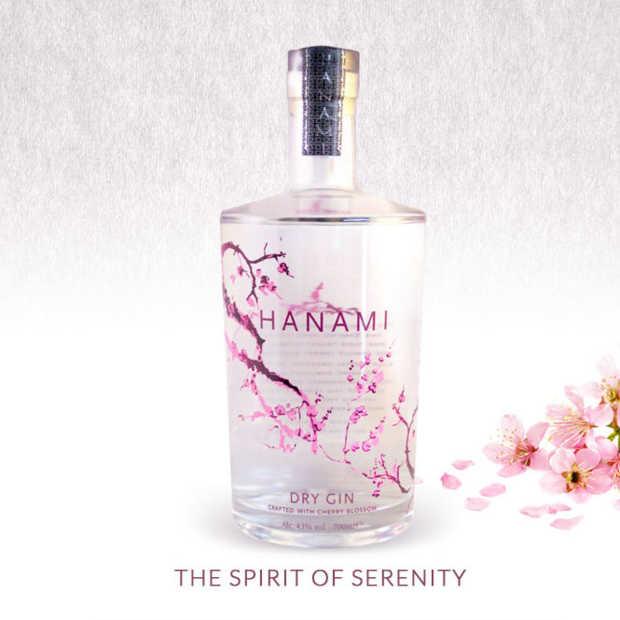 Hanami Dry Gin: Japanse elegantie volgens oud-Hollands recept