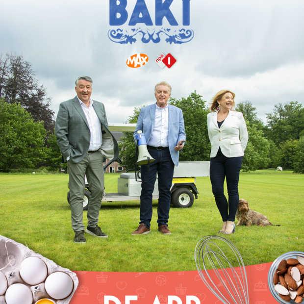 Heel Holland Bakt app is compleet vernieuwd!