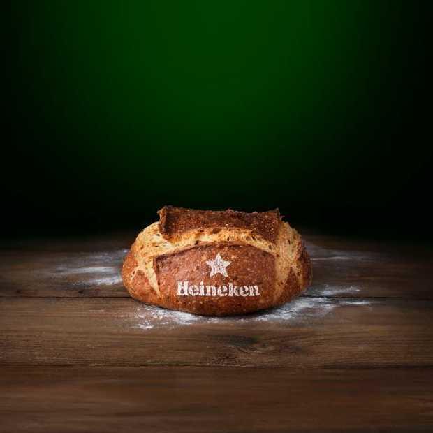 Heineken gaat ook brood bakken