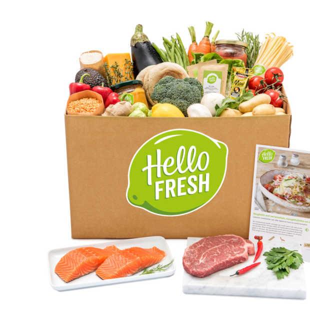 HelloFresh officieel partner van platform Samen Tegen Voedselverspilling