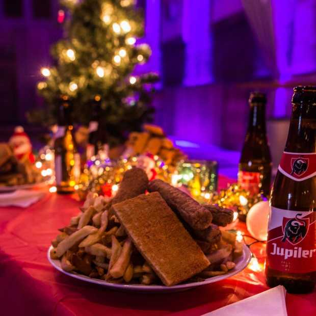 Goed idee voor derde kerstdag: All you can Friet