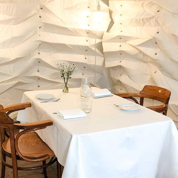 Hotel Scheepskameel: hotelovernachting met extra kamer voor privé-diner