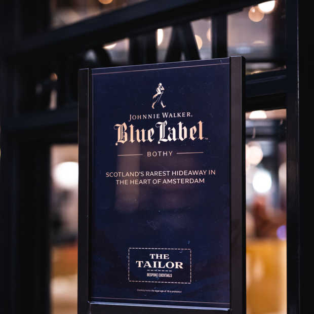 Ontdek de Johnnie Walker Blue Label Bothy