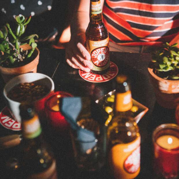 Dit zijn de eerste zes chapters van Jopen en zo smaken de bieren
