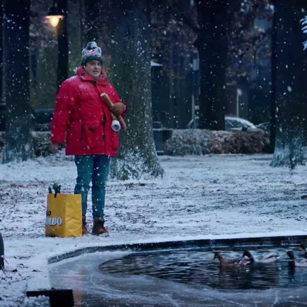 De kerstcommercial van Jumbo wint de Gouden Loeki 2016