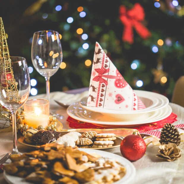 Praktische tips om stress voor het kerstdiner te vermijden
