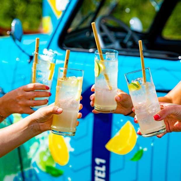 Deze zomer maak je kennis met Ketel 1 via de Hard Lemonade